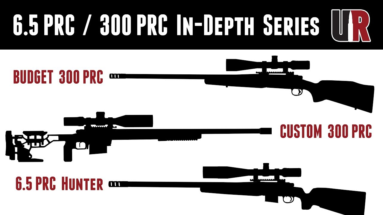 In-Depth PRC Series: 6 5 PRC, 300 PRC End-To-End (Kick-Off