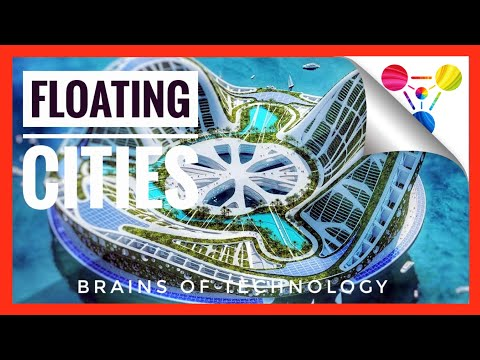 The Seasteading Institute's floating cities !!