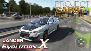 Project CARS Game of the Year Edition Test 60FPS