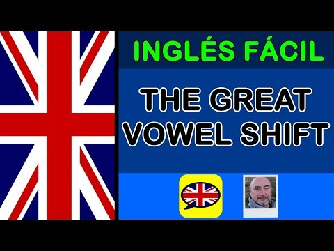 The Great Vowel Shitf: Clases de inglés