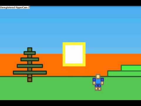 Incredibots 2 - Minecraft sunrise
