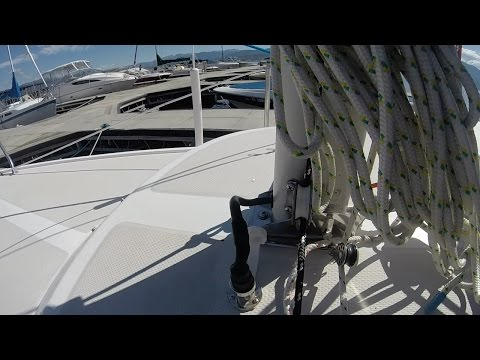 Ep 13 Catalina C 22 Sailboat Electrical Refit