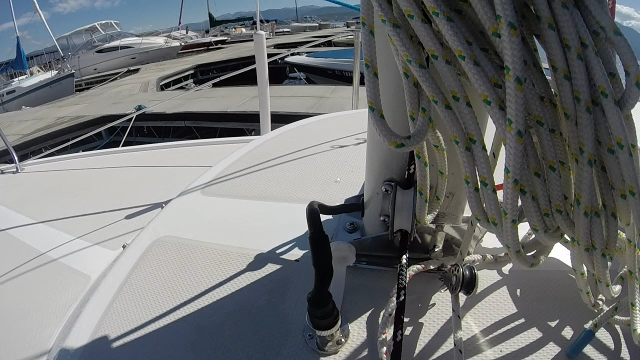 small resolution of ep 13 catalina c 22 sailboat electrical refit