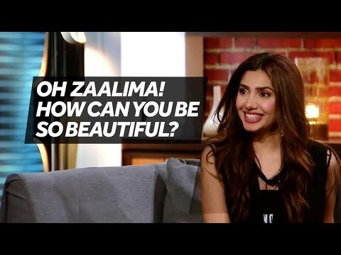 Mahira Khan and Hamza Ali Abbasi on djuice presents tonight with HSY Season 4