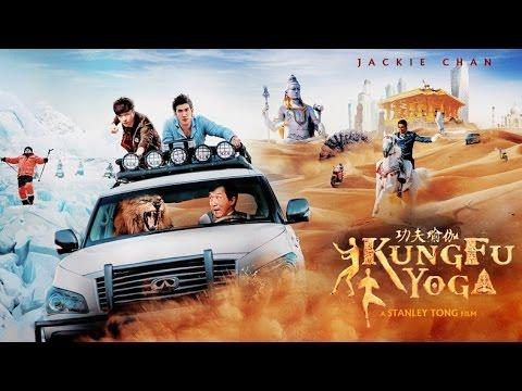 成龙 《功夫瑜伽》 Jackie Chan's KUNG FU YOGA - trailer (In Cinemas 27 JAN)
