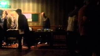 keb darge downstairs at nottingham oddfellows reunion 24/5/2015