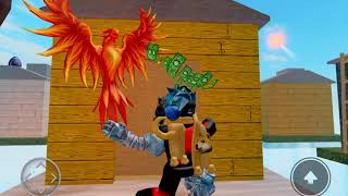 Roblox I Horrific Housing #1 I Early Roblox Christmas Eve song