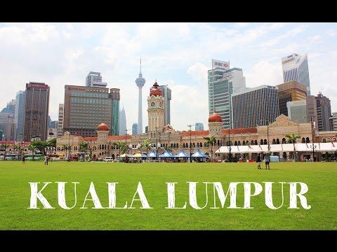 Kuala Lumpur & Batu Caves | MALAYSIA, Selangor | Let's Travel #12