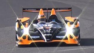 Oreca 03 LMP2 in Action at Nürburgring! - Nissan VK45 powered Le Mans Prototype!