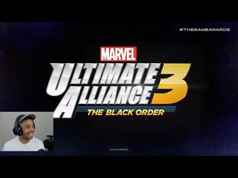 New Marvel Ultimate Alliance 3 Announced! World Premiere Trailer! Nintendo Exclusive! Raynday Reacts