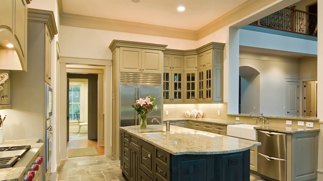 Design Ideas For Kitchen Family Room Combinations