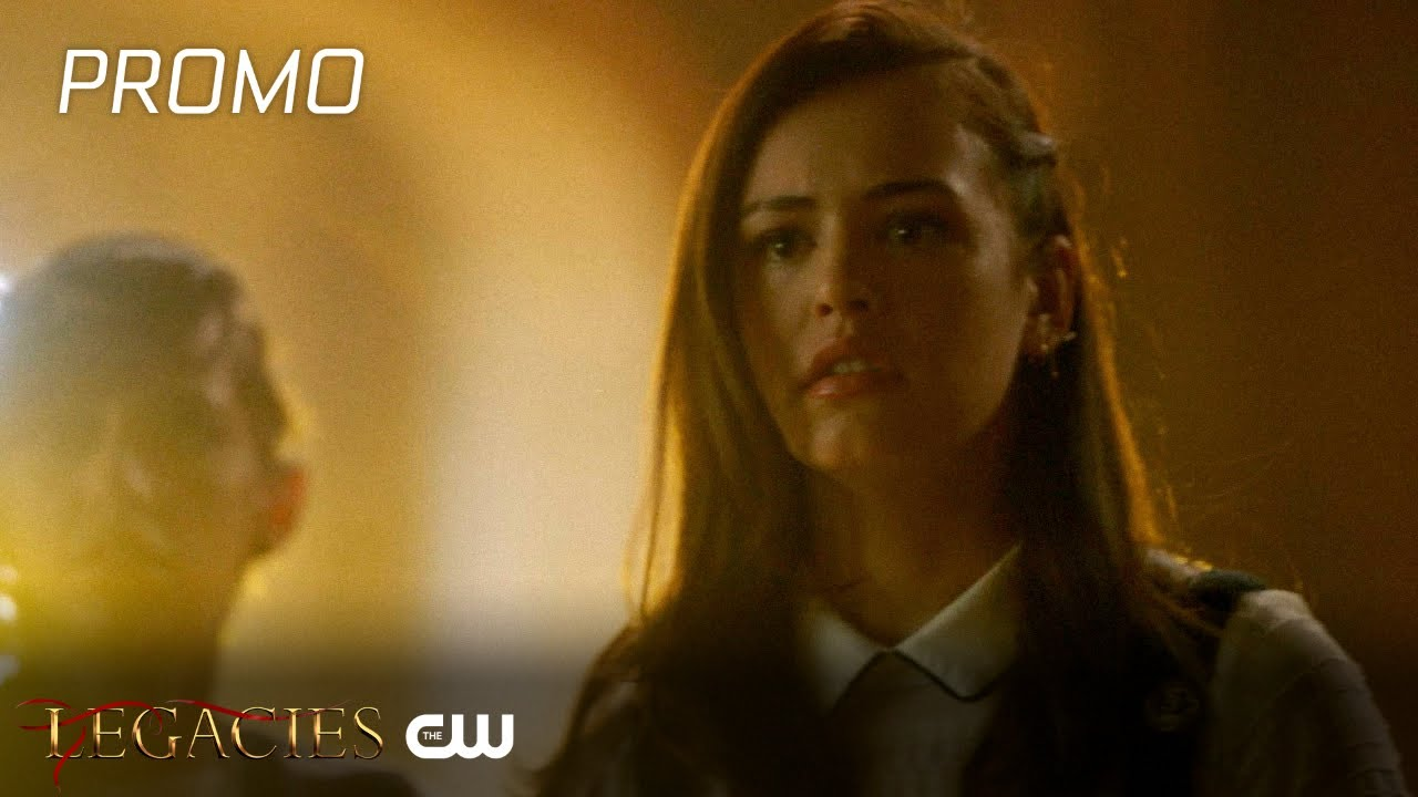 Download Legacies   Season 4 Episode 2   There's No I In Team, Or Whatever Promo   The CW
