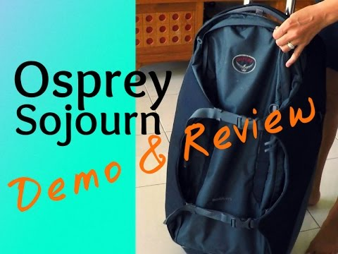 Osprey Sojourn Review   Demo - 80L 28