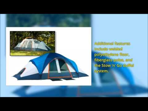 Mountain Trails Grand Pass 10 Person Tent  sc 1 st  YouTube & Mountain Trails Grand Pass 10 Person Tent - YouTube