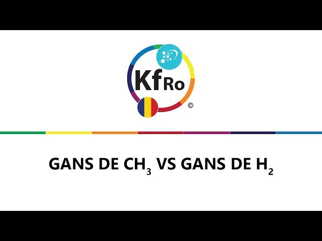 Gans de CH3 vs Gans de H2