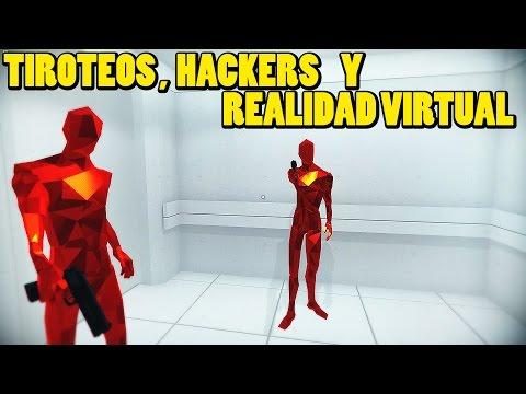 SUPERHOT #2 - Acción, hackers y realidad virtual | Gameplay Español