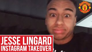 Jesse Lingard  A Day in the Life at Manchester United  Manchester United