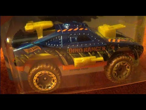 STING ROD TREASURE HUNTS 2019 HOT WHEELS