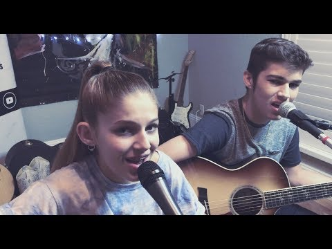 Blue Tacoma -  Russell Dickerson (JunaNJoey Cover)