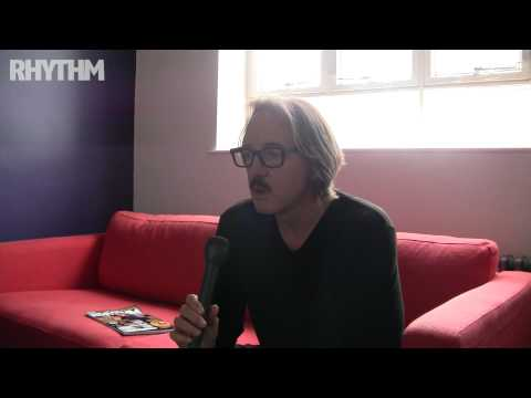 Butch Vig talks drum sounds and production tips