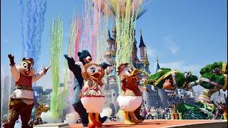 Le Rythme de la Jungle – Le Festival du Roi Lion et de la Jungle – Disneyland Paris