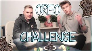 OREO CHALLENGE!