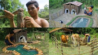 Top Best Building The Most Beautiful Animals House By Ancient Skills