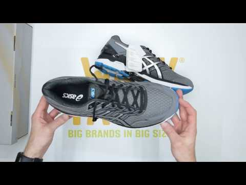 ASICS GT-2000 5 2E (Wide) -  Carbon / Silver - Unboxing | Walktall