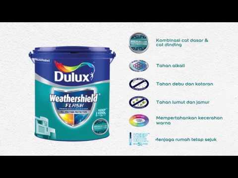 7500 Gambar Rumah Cat Dulux HD Terbaru