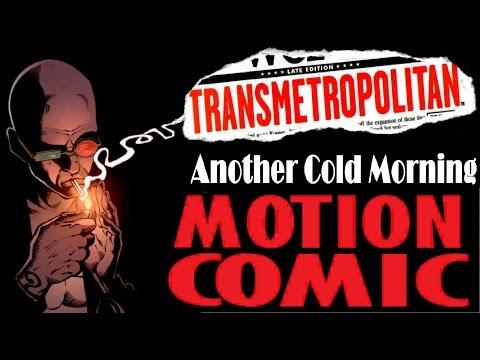Transmetropolitan #8 Motion Comic