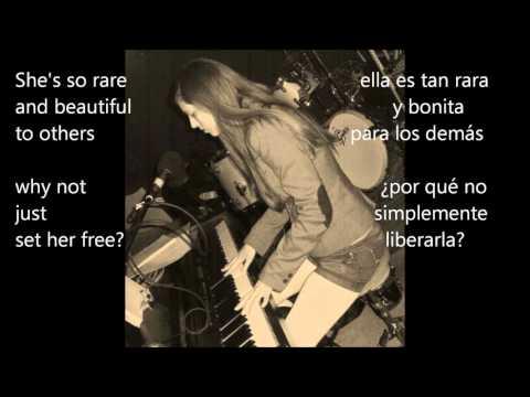 Alicia Keys - Caged bird (cover, lyrics and spanish translation)