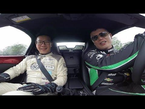 【預告】金卡納國手大戰甩尾天王馮仁稚 Mazda MX-5手排