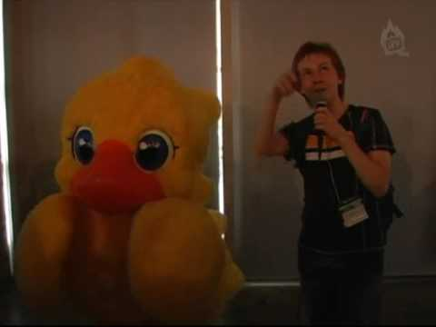 Russian interview with Chocobo