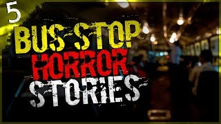 5 Unsettling Bus Stop Stories | Darkness Prevails