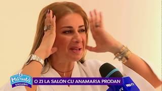 Anamaria Prodan, secretele frumusetii la 40 de ani