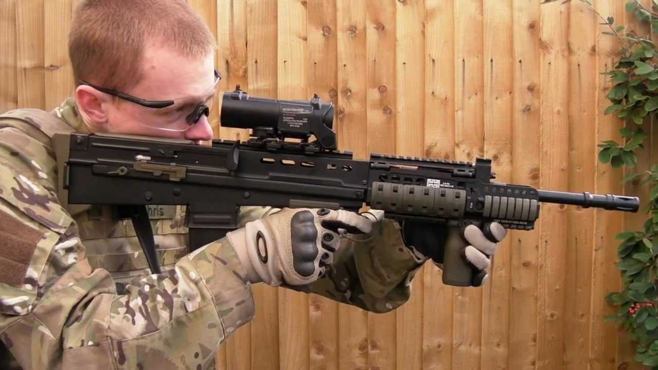 Enfield L85 rifle series - Internet Movie Firearms Database - Guns ...