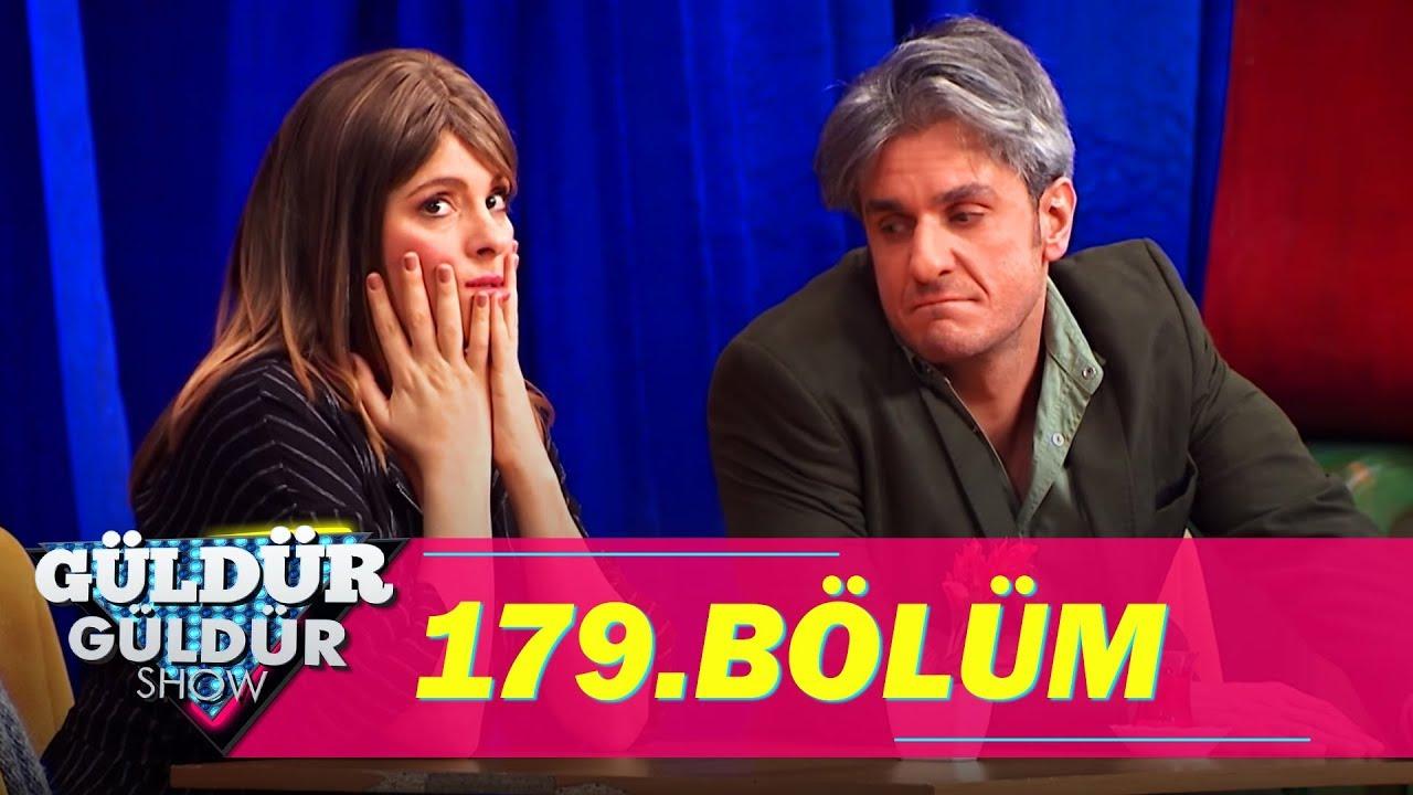 Güldür Güldür Show 179.Bölüm (Tek Parça Full HD)