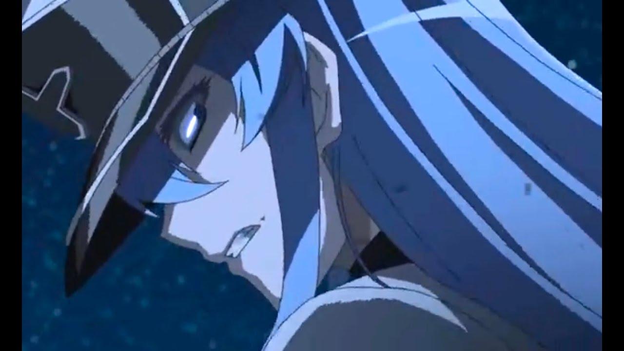Cute Sad Crying Girl Wallpaper Akame Ga Kill Episode 13 Review アカメが斬る Tatsumi Amp Esdeath
