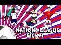 🏆Nations League #1🏆 Rudiger vs Pavard! Bale stunner! England vs Spain! Giroud scores!
