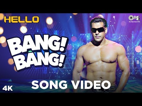 Bang Bang Song Video- Hello | Salman Khan | Wajid Khan | Sajid - Wajid | Bollywood Dance Songs