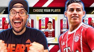 BAYERN MUNICH DRAFT ONLY! - FUT DRAFT CLUB CHALLENGE FIFA 17 Ultimate Team #04