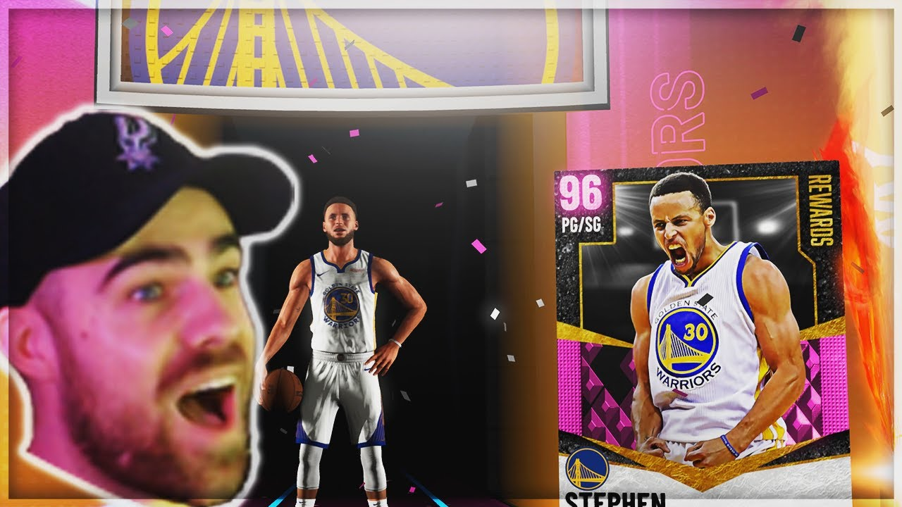 WHAT IT TOOK TO GET PINK DIAMOND STEPHEN CURRY! ONE OF THE FIRST IN THE WORLD! NBA2K21 MYTEAM