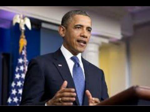 BREAKING - President Barack Obama Issue Statement on Michael Brown Shooting Ferguson Mousouri
