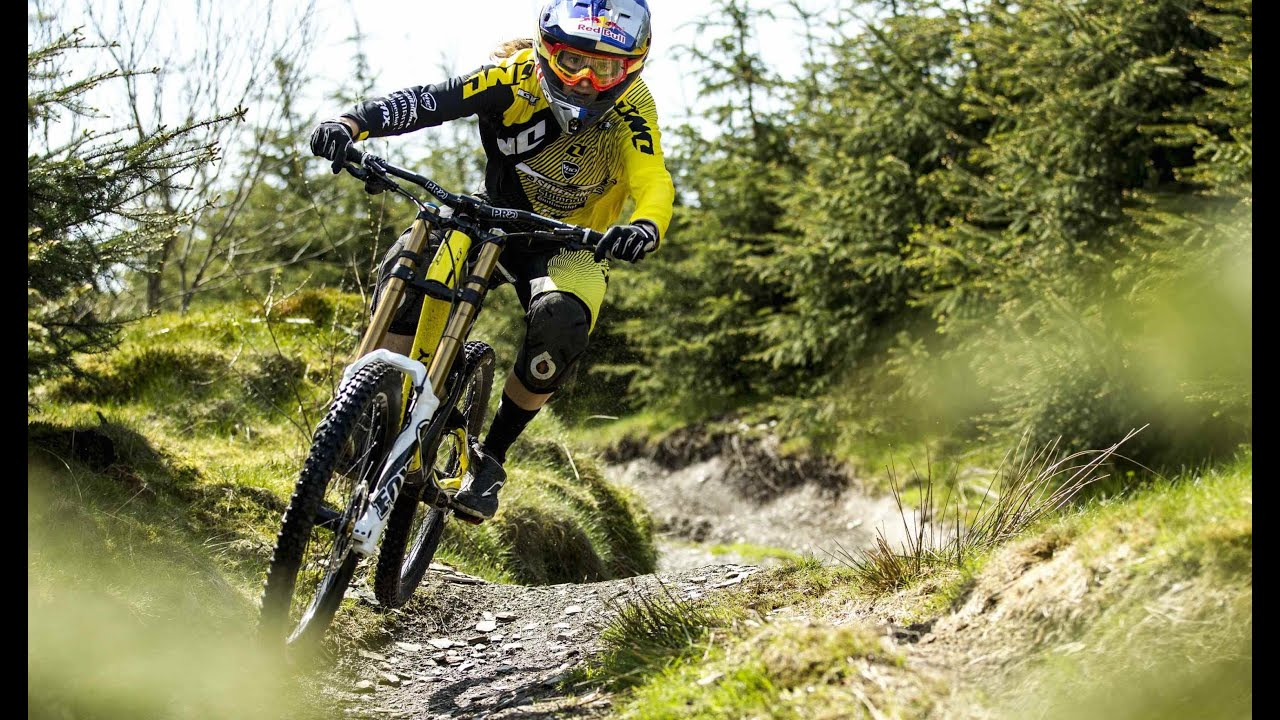 b0ce7d8938c Checking in with downhill MTB phenom Rachel Atherton - YouTube