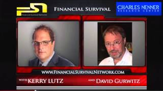 David Gurwitz--Buy Signal For Gold-Sell Signal For Oil-What