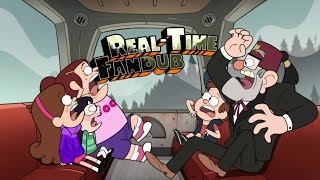STAN CRAVES DEATH - Real-Time Fandub - Gravity Falls Roadside Attraction