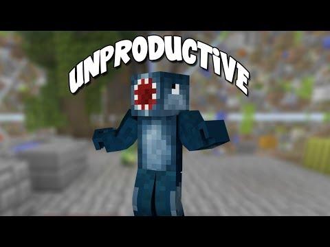 Minecraft Xbox - Sky Grid - Totally Unproductive! [14]