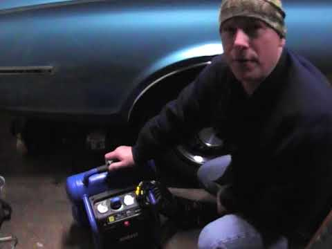 kobalt-2-gallon-oil---free-air-compressor.-what-it-does!