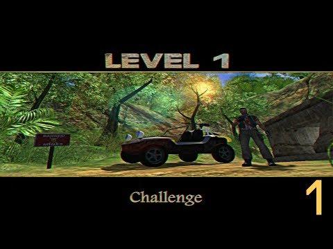 Прохождение игры Far Cry - Fear Cry |Challenge (Проблема)| №1 НАЧАЛО