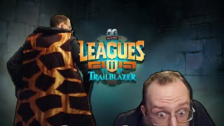 WOOX' TRAILBLAZER LEAGUE ADVENTURE
